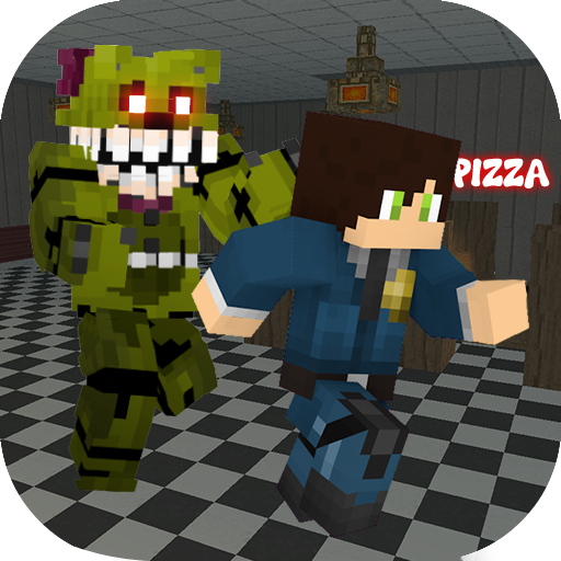 Block Pizza Five Nights for sale  Delivered anywhere in UK