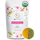 TeaTreasure Sweet Dreams Tea - 100 gm - Chamomile & Lavender with Other Natural Herbs - Caffeine Free Calming Tea…