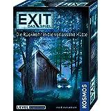KOSMOS 680503 EXIT- Das Spiel - Die Rückkehr in die verlassene Hütte, Level: Fortgeschrittene, Escape Room Spiel, für 1 bis 4