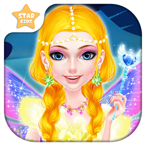 Fairy Princess Makeup Salon: Royal Princess -