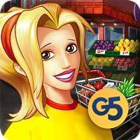 Supermarket Mania Reise: Ein 3-Gewinnt-Rätsel-Abenteuer