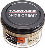 Tarrago Schuhcreme, Unisex, für Erwachsene, Tiegel mit 50ml