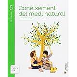 CONEIXEMENT DEL MEDI NATURA 5 PRIMARIA SABER FER - 9788491306177