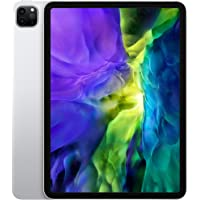 """2020 Apple iPad Pro (11"""", Wi-Fi, 128 GB) - Silber (2. Generation)"""
