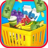 Supermercato - shopping e fare la spesa per bambini : gioco educativo per i bambini - GRATIS