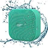Mifa Mini Altavoz Portátil Bluetooth 4.2 Impermeable IP56 y Tecnología TWS & DSP, Anti-Polvo con 15 Horas Continua y Tarjeta
