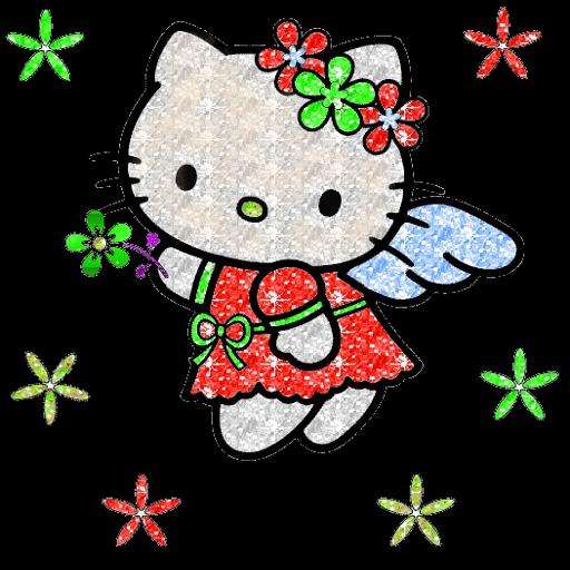Hello Kitty heavenly angel
