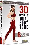 30 Days to Total Body Tone - Pilates - with Caroline Sandry