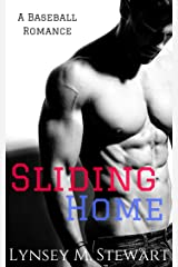 Sliding Home: A Baseball / Sports Star / Fake Fiancé / Contemporary Romance Novella Kindle Edition