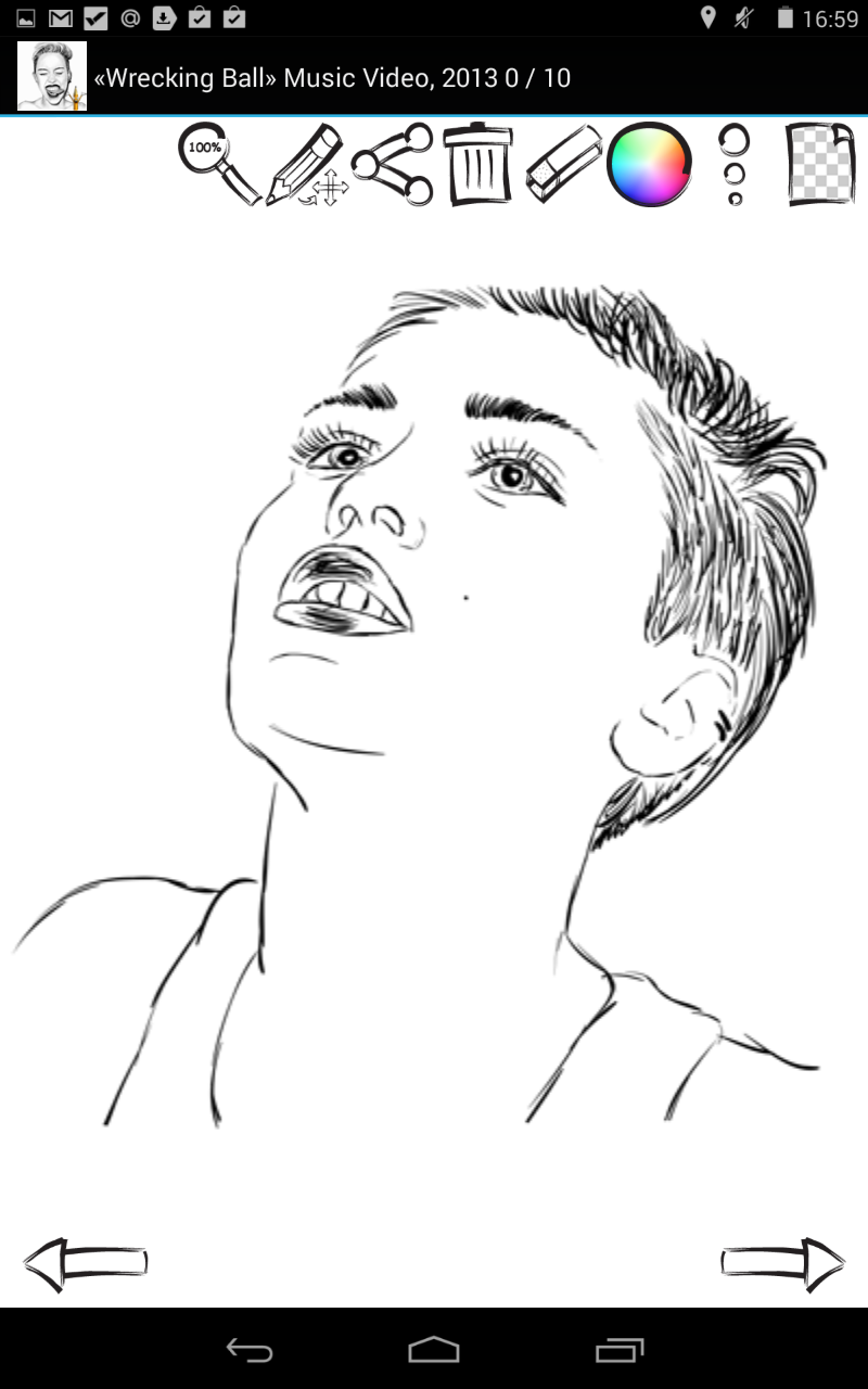 How to Draw: Miley Cyrus: Amazon co uk: Appstore for Android