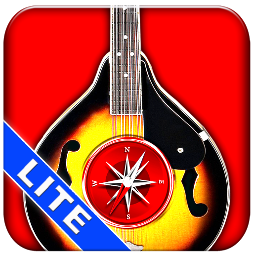 Mandolin Chords Compass Lite / Kompass der Mandolinen Akkorde Lite