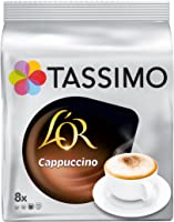 Tassimo Dosettes Cappuccino - L'OR Cappuccino (Pack de 5x8 Tdisc)