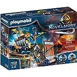 PLAYMOBIL Novelmore 70538 Novelmore attackstrupp, för barn från 4 till 10 år