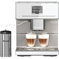 Miele CM 7550 Kaffeevollautomat (Smartphone bedienbar mit WiFiConnect, Kaffeemaschine mit vollautomatischer Entkalkung…