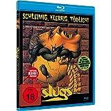 Slugs - Schleimig,Klebrig,Tödlich! [Blu-ray]
