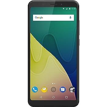 Wiko View XL Smartphone Portable débloqué 4G (Ecran: 5,99 Pouces - 32 Go - Double Micro-SIM - Android) Black