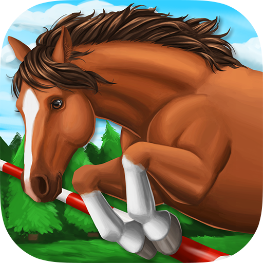 Horse World: Springreiten Free (Android Spiele-apps)