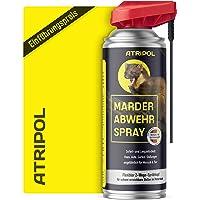 Atripol 400ml Marderspray für Auto, Dachboden & Haus I Anti-Marder-Spray zur tierfreundlichen Marderabwehr I Mader…