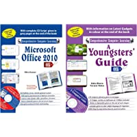 MS Office + Concise Computer Course Combo (Set Of 2 Books)