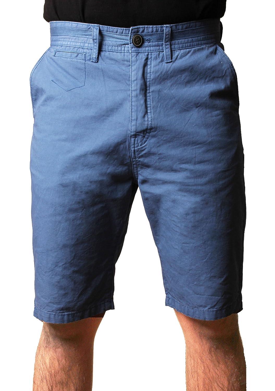 Mens Chino Shorts Tokyo Laundry Cotton Beach Holiday Summer 1G7236 ORLANDO