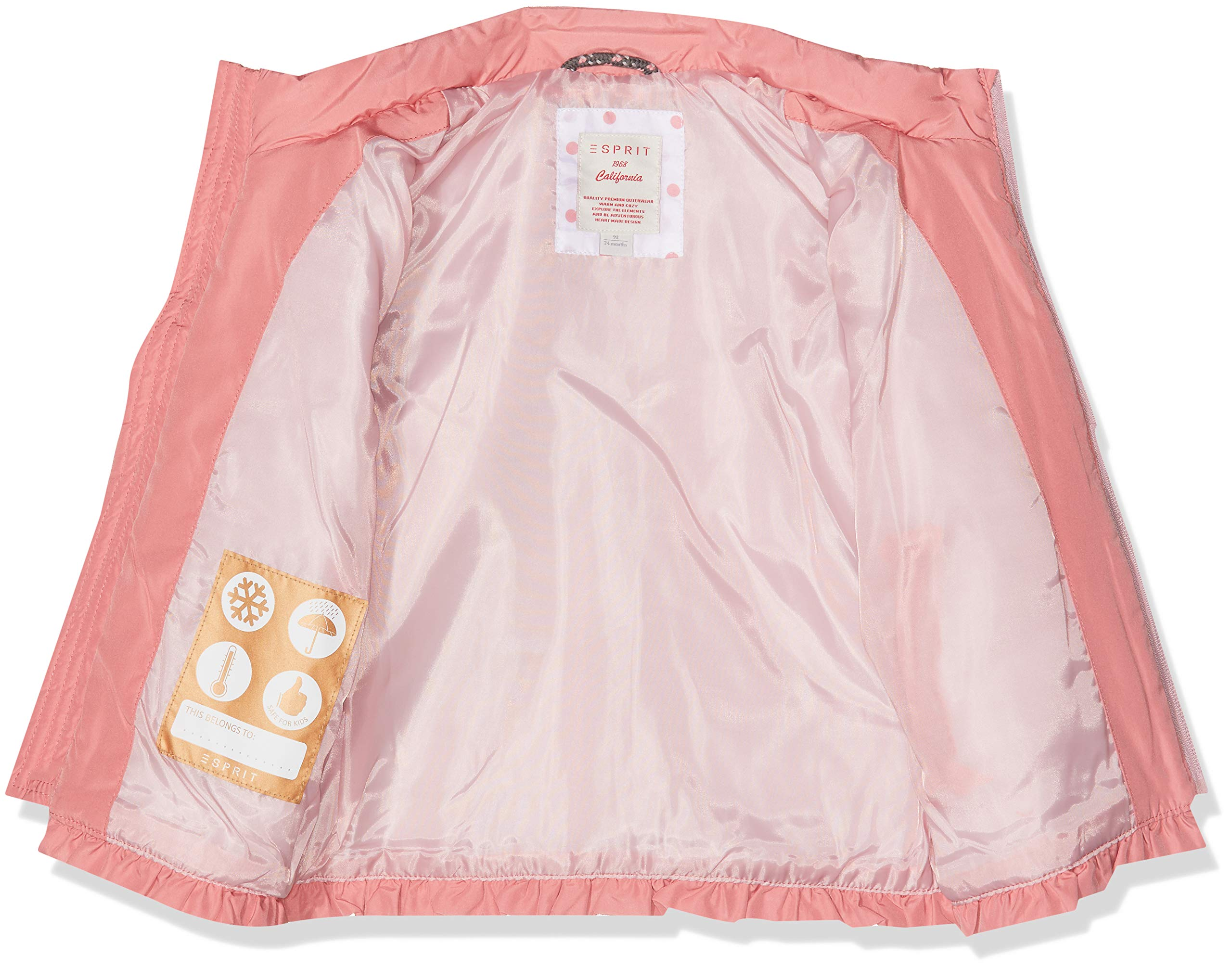 Esprit Kids Parka For Girl, Chaqueta para Niñas