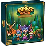 Forest Run - an Awesome Jungle Adventure   Novel Strategy Board Game for Family, Adults, Kids