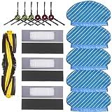 Szczotka filtrująca mopa zestaw ściereczka do odkurzacza Ecovacs Deebot Ozmo 920 950 części do odkurzacza