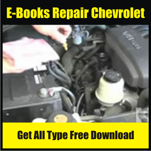 e-books-chevrolet-silverado-repair