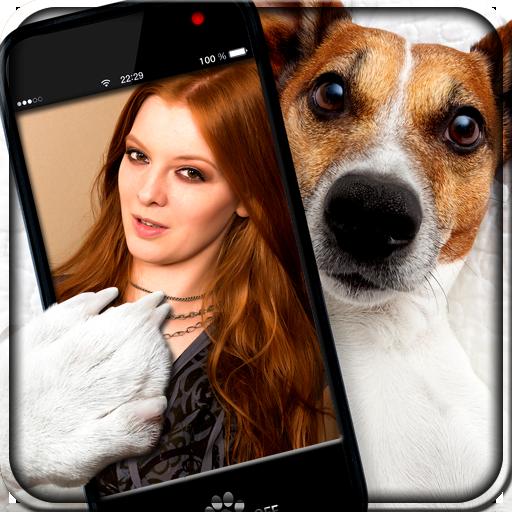 Funny Pet Selfie