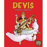 Large Print: Devis The Mother Goddesses -Indian Mythology
