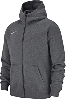 Nike Sweatshirt Team Club Full Zip Veste Enfant: