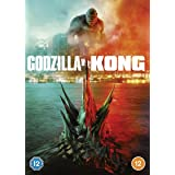 Godzilla vs. Kong [DVD] [2021]