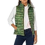 Amazon Essentials Chaleco Puffer Hinchable Ligero Y Resistente Al Agua, Fácil de Llevar Outerwear-Vests Mujer