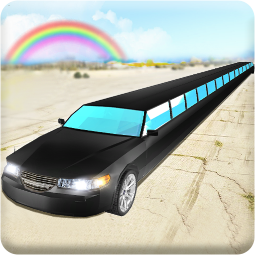 Luxury Limo Taxi Driver City : Limousine Driving (Spiele Fahrer Taxi)