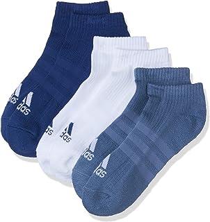 adidas Herren Sneakersocken 3-Streifen 3 Paar Socken, Black ...
