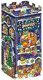Nestlé Smarties bunter Adventskalender, Weihnachtskalender für Kinder, mit Schokolade & Pralinen gefüllt, für Jungen und…