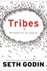 Tribes: We Need You to Lead Us (English Edition) Formato Kindle