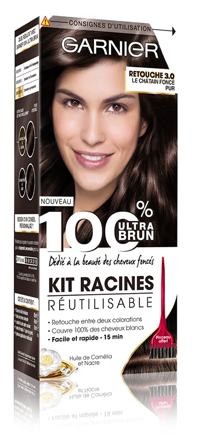Kit coloration cheveux