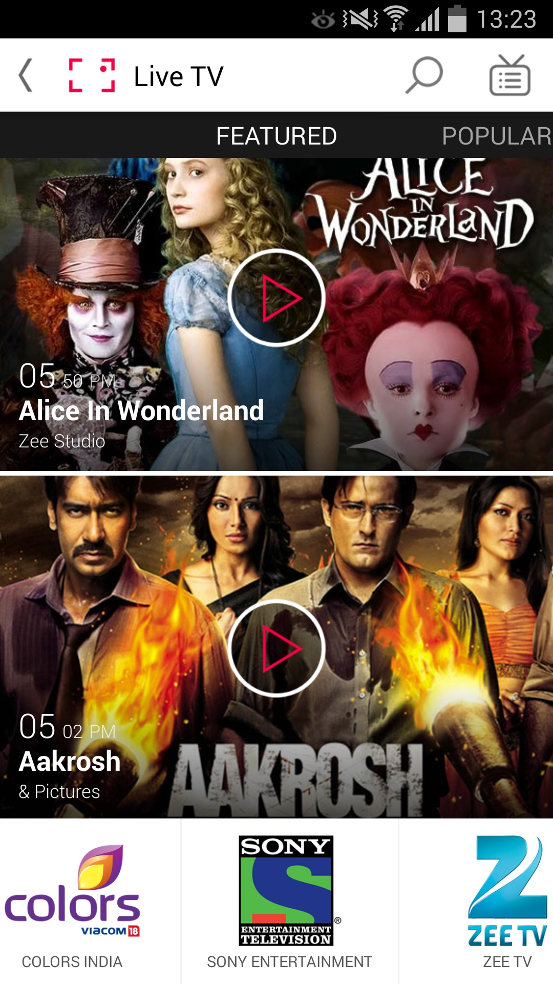 Ditto TV:LiveTV,TVShows,Movies: Amazon co uk: Appstore for