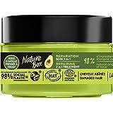 Nature Box - Soin Masque 2 en 1 Réparation Avocat - Cheveux abîmés - Formule Vegan - 98 % d'ingrédients d'origine naturelle -