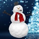 Winter Snowman Maker FREE Christmas Dress Up Game for Kids, Girls, Boys