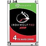 Seagate ST4000NE0025 IronWolf PRO 4 TB, Argent