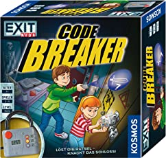 Kosmos Exit 697921 EXIT Kids - Code Breaker
