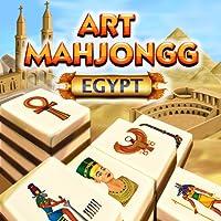 Art Mahjongg Egypt (deutsch)
