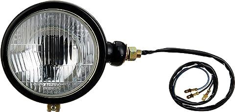 UNO MINDA HL-5564 New Type RH P45 Headlight Assembly for Mahindra Bhumiputra