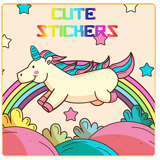Cute Stickers Photo Maker
