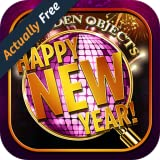 Hidden Object New Years Eve Celebration – Winter Holiday Resolution Pic Puzzle Objects Seek & Find FREE Christmas Game