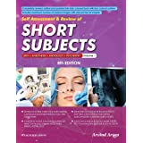 SELF ASSESSMENT & REVIEW OF SHORT SUBJECTS VOLUME - 1 (8TH EDITION) 2020: Vol. 1