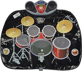 Hamleys Drum Kit Play mat, Multi Color