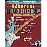 Rébillard : Débutant Guitare Electrique Tab (+ 1 CD)